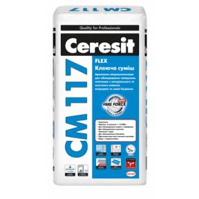 Клей для плитки Ceresit СМ-17 25 кг