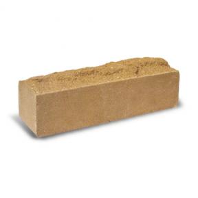 Лицевой узкий полнотелый Скала 250х50х65 (Литос)