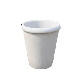 Бетонная ваза Большая