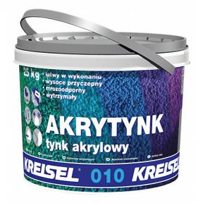 Штукатурка Kreisel Akrytynk 2 мм барашек 25 кг
