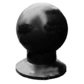 Антипаркувальна куля 600х440 мм
