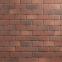 Фасадная плитка Терракотовый кирпич (Технониколь)